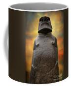 Hoa Hakananaia Coffee Mug