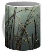 Hoar Frost On Pond 1 Coffee Mug