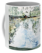 Hobby House And Ripples Coffee Mug