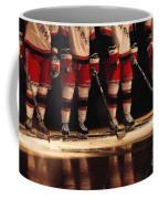 Hockey Reflection Coffee Mug