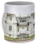 Hofdi, Site Of 1986 Summit Coffee Mug