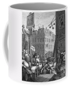Hogarth: Beer Street Coffee Mug