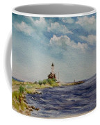 Hogby Lighthouse Coffee Mug