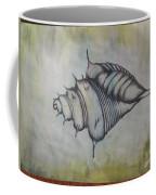 Hoirn In Water Coffee Mug