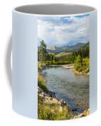 Holback River Coffee Mug