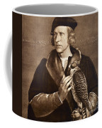 Holbein: Falconer, 1533 Coffee Mug