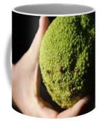 Holding A Tree Seed Coffee Mug