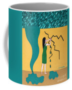 Holding Back The Flood Coffee Mug