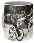 Holding Court Coffee Mug