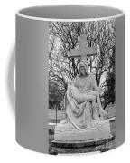 Holding Jesus Coffee Mug