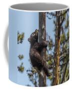 Holding On Coffee Mug