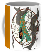 Holding On To The Dream Coffee Mug