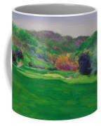 Hole 15 Spitt's Canyon Coffee Mug