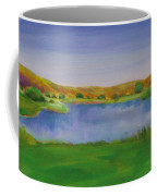 Hole 3 Fade Away Coffee Mug