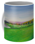 Hole 7 Of Mice And Men Coffee Mug