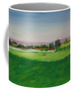 Hole 8 Mission Green Coffee Mug