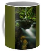 Hole In The Wall Falls Coffee Mug