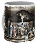 Holiday Christmas Manger Pa 01 Coffee Mug