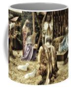 Holiday Christmas Manger Pa 02 Coffee Mug