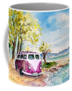 Holiday In Cala Ratjada Coffee Mug