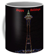 Holiday Needle 3 Coffee Mug