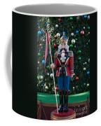 Holiday Nutcracker Coffee Mug