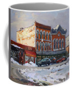 Holiday Shopping In Tonawanda Coffee Mug