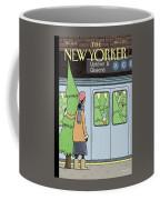 Holiday Track Coffee Mug