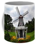 Holland Grey Windmill  Coffee Mug