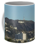 Hollyweed Sign Coffee Mug