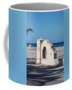 Hollywood Beach Wall In Color Coffee Mug