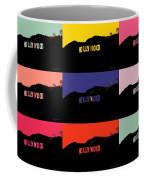 Hollywood Poster Art Coffee Mug
