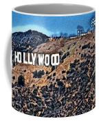Hollywood Sign Coffee Mug
