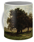 Holm Oaks Coffee Mug