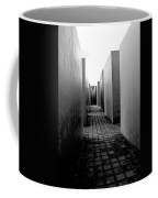 Holocaust Memorial Two Coffee Mug