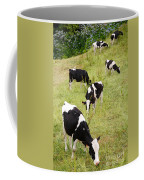 Holstein Cattle Coffee Mug
