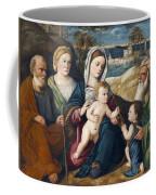 Holy Conversation Coffee Mug