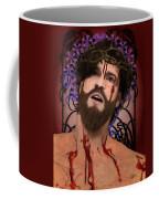 Holy Face Of Ecce Homo Coffee Mug