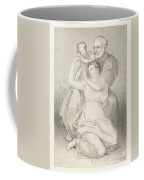 Holy Family, From Michelangelo Coffee Mug