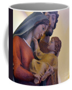 Holy Family Statue Coffee Mug
