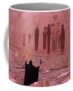Holy Ghost Petroglyph Into The Mystic Coffee Mug