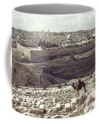 Holy Land: Jerusalem Coffee Mug