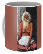 Holy Man 2 Coffee Mug