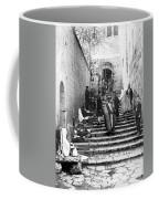 Holy Sepulchre Stairs Coffee Mug