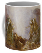 Holy Spirit Comes Coffee Mug
