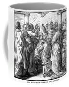 Holy Spirit Visiting Coffee Mug by Granger