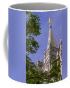 Holy Temple Coffee Mug by Chad Dutson