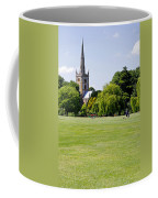 Holy Trinity Church At Stratford Upon Avon Coffee Mug