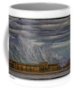 Homage To Hokusai Coffee Mug