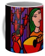 Homage To Picasso Coffee Mug